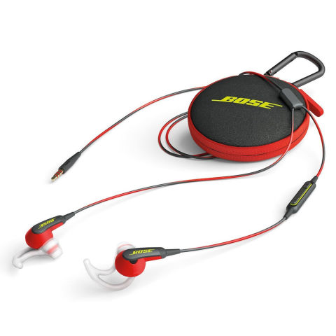 Red earbuds - wired earbuds sony