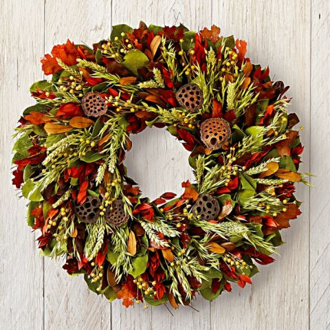 15 Best Fall Wreath Ideas For 2017 Beautiful Front Door