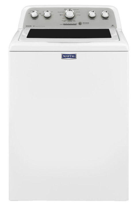 Maytag MVWX655DW Bravos 4.3 Cubic Foot High-Efficiency Top Load Washer - top load washing machine