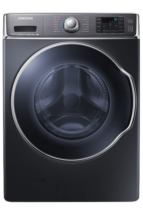 Samsung WF56H9100AG 5.6 Cubic Feet High-Efficiency Steam Front-Loading Washer