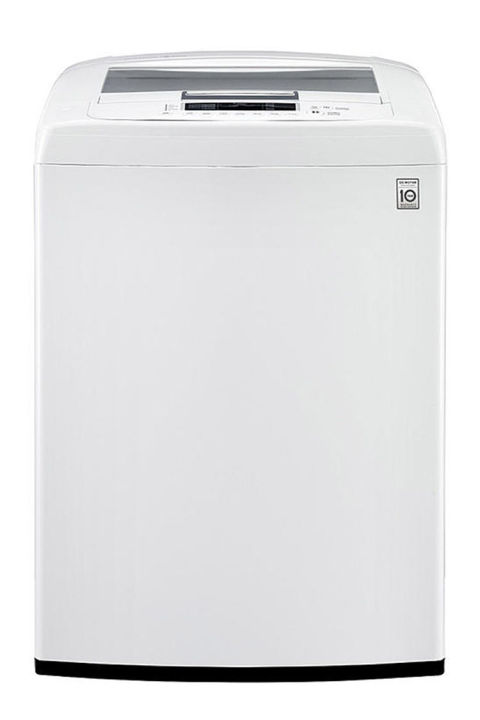 LG WT1101CW 4.1 Cubic Feet High-Efficiency Top-Load Washer