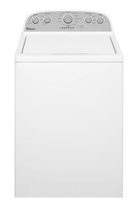 Whirlpool WTW5000DW 4.3 Cubic Feet High-Efficiency Top-Load Washing Machine