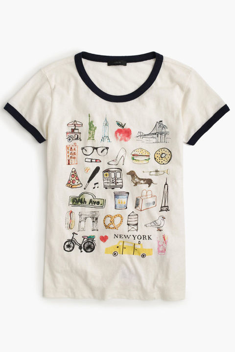 11 Best Graphic Tees for Women - Cute Graphic Tee Shirts and ...