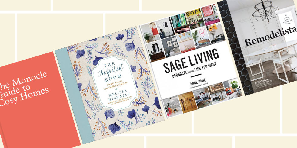 12 best interior design books of 2017 - top books for home decor ideas