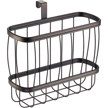 12 best bathroom magazine racks 2017 - wire and wall mount
