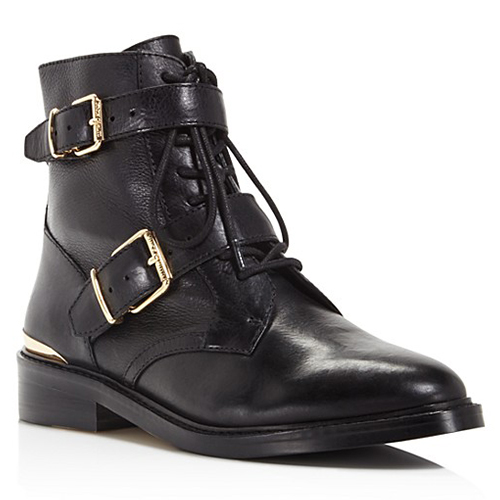 8 Best Combat Boots For Women in Fall 2017 - Brown and Black ...