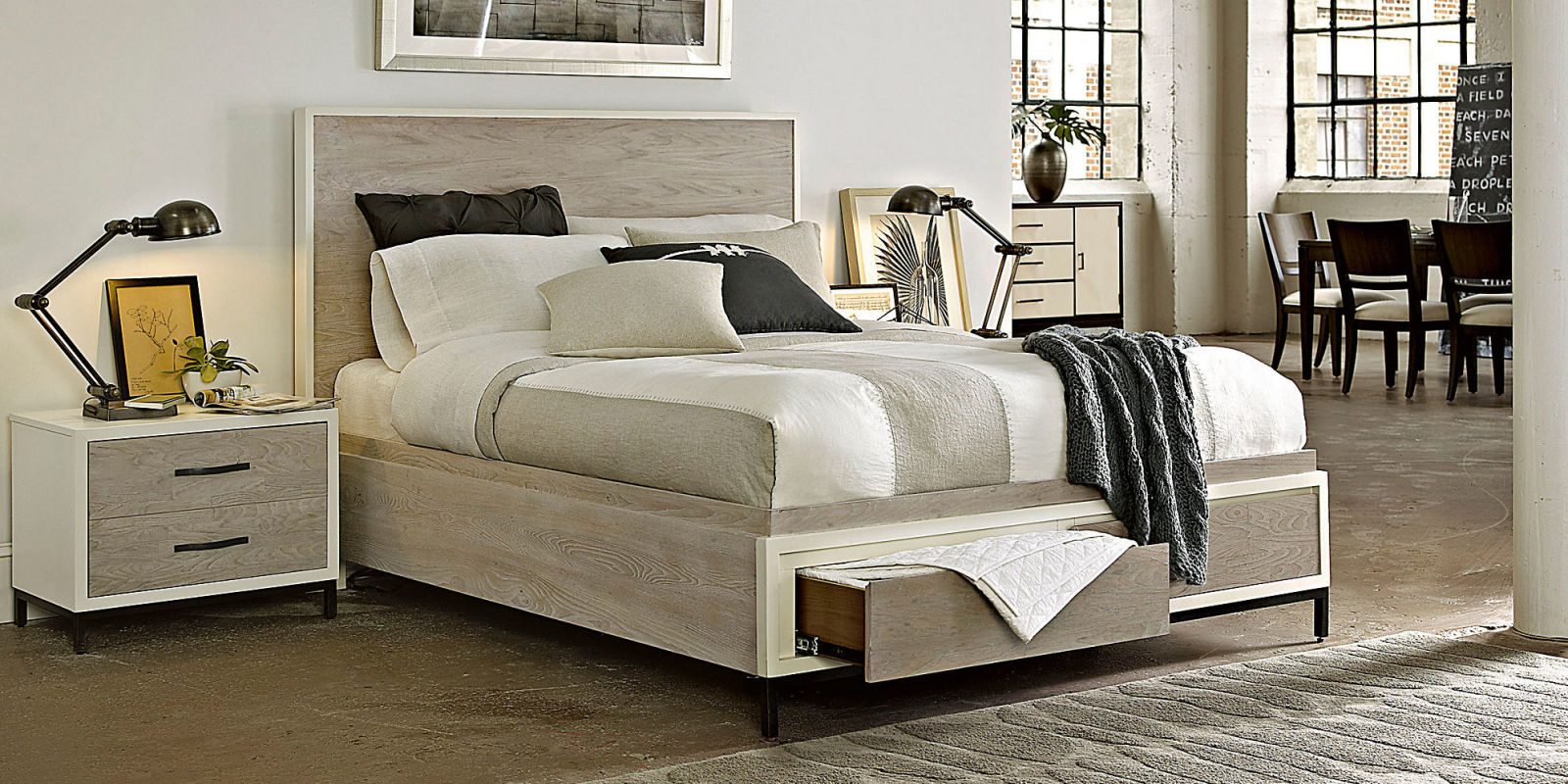 14 Best Storage Beds Of 2017 Platform Storage Beds And