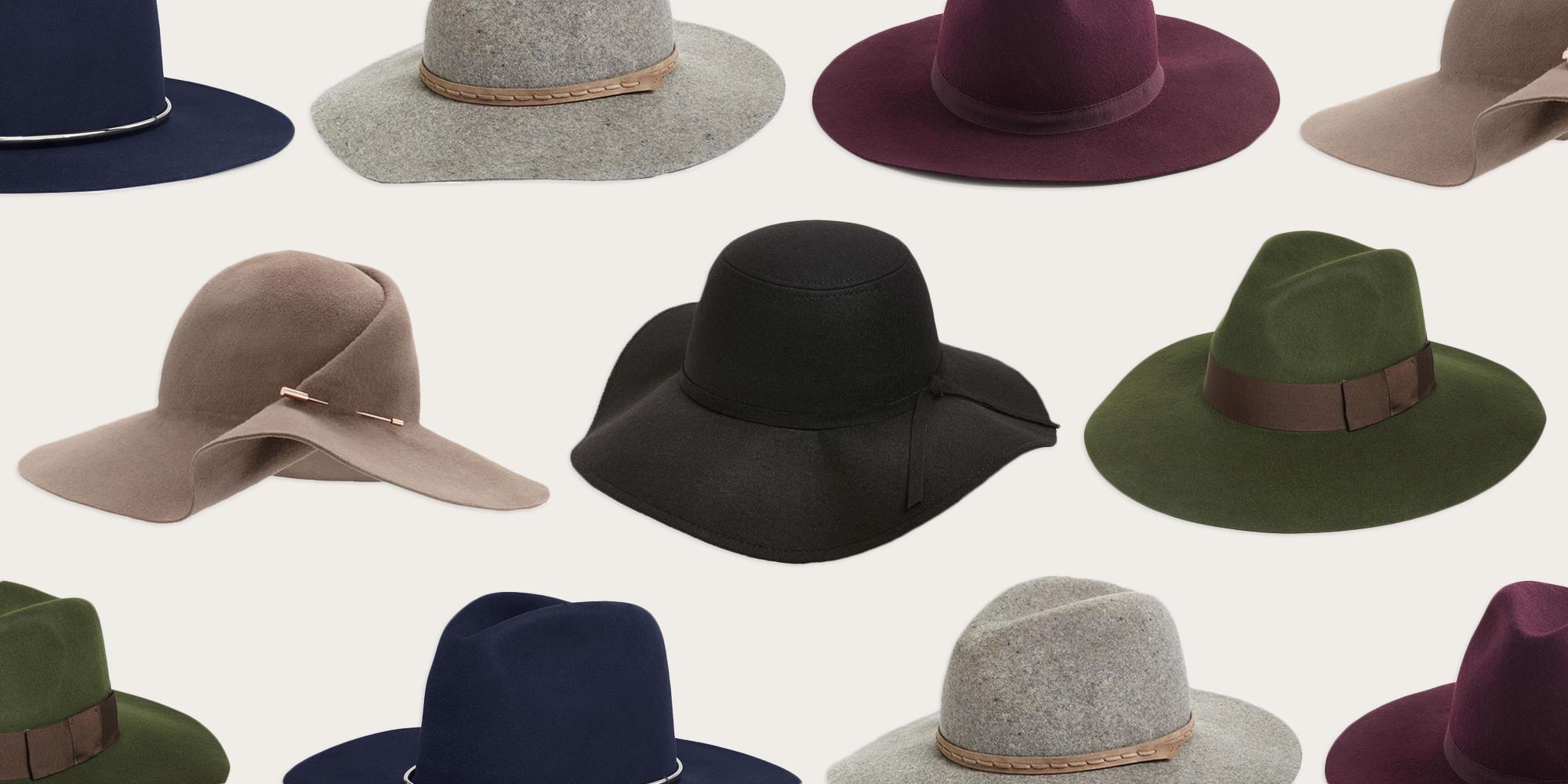 10 best felt hats for winter 2017 fedoras felt and