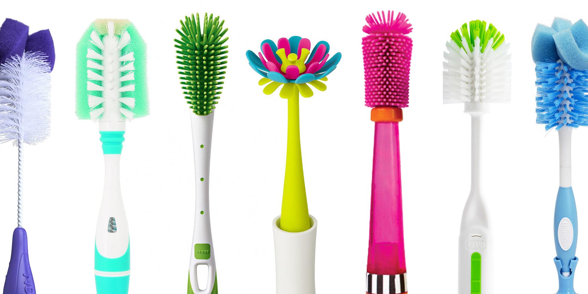 15 Best Bottle Brushes of 2018 - Baby Bottle Brushes and ...