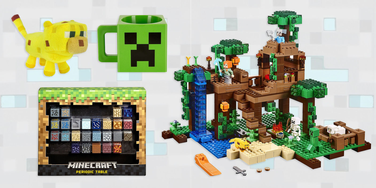 Minecraft Toys And Mini Figures For Kids : Best minecraft toys for kids in