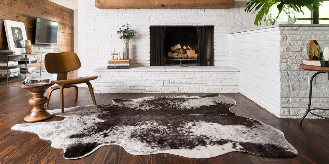 12 Best Cowhide Rugs Of 2017 Brown Black Natural And