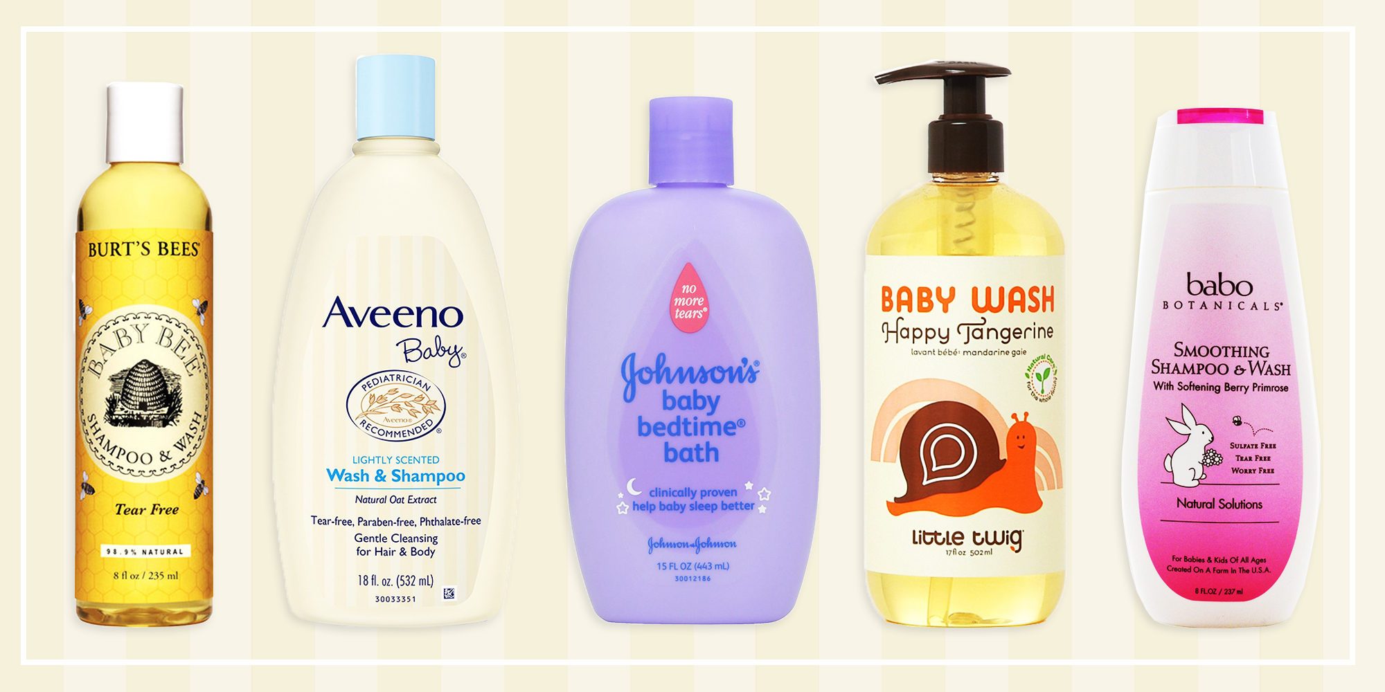 14 Best Baby Shampoo Brands In 2017 Natural Baby Wash