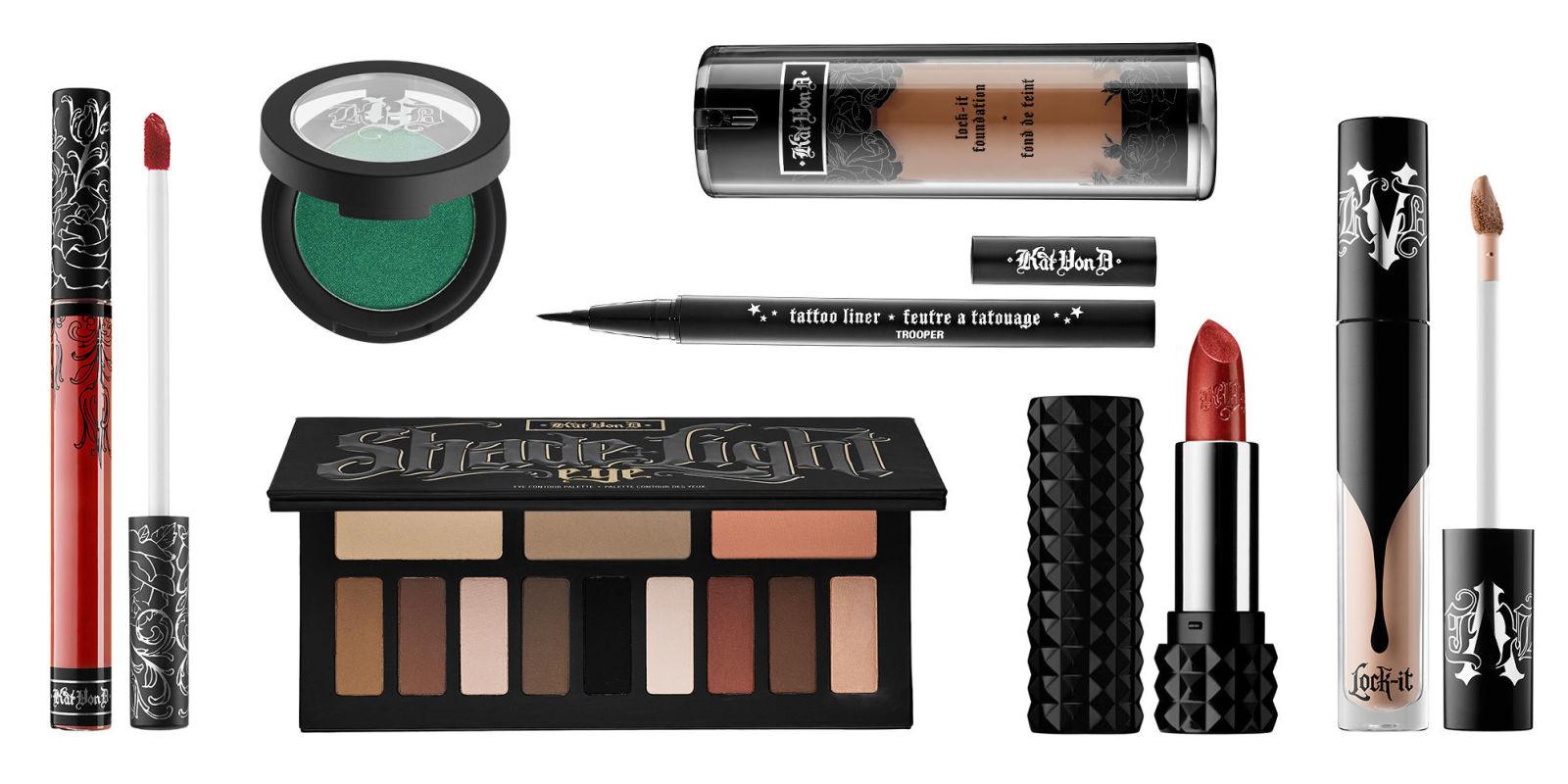 12 Best Kat Von D Makeup Products 2018 Kat Von D
