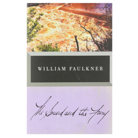 the change of the southern lifestyle in william faulkners sound and the fury Cheap coursework writing pages home.