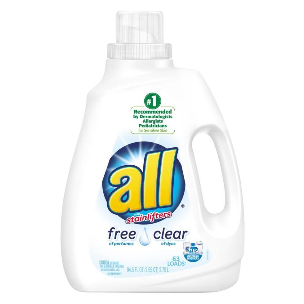 12 Best Baby Laundry Detergents In 2017  Gentle Laundry Detergent For  Babies