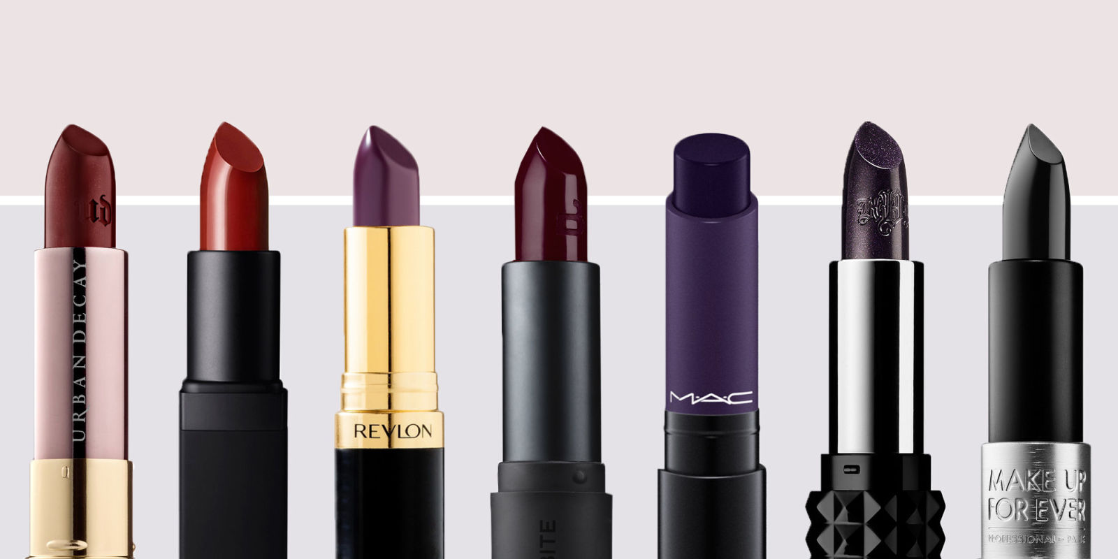 11 Best Dark Lipstick Shades For Summer 2017 Dark Red