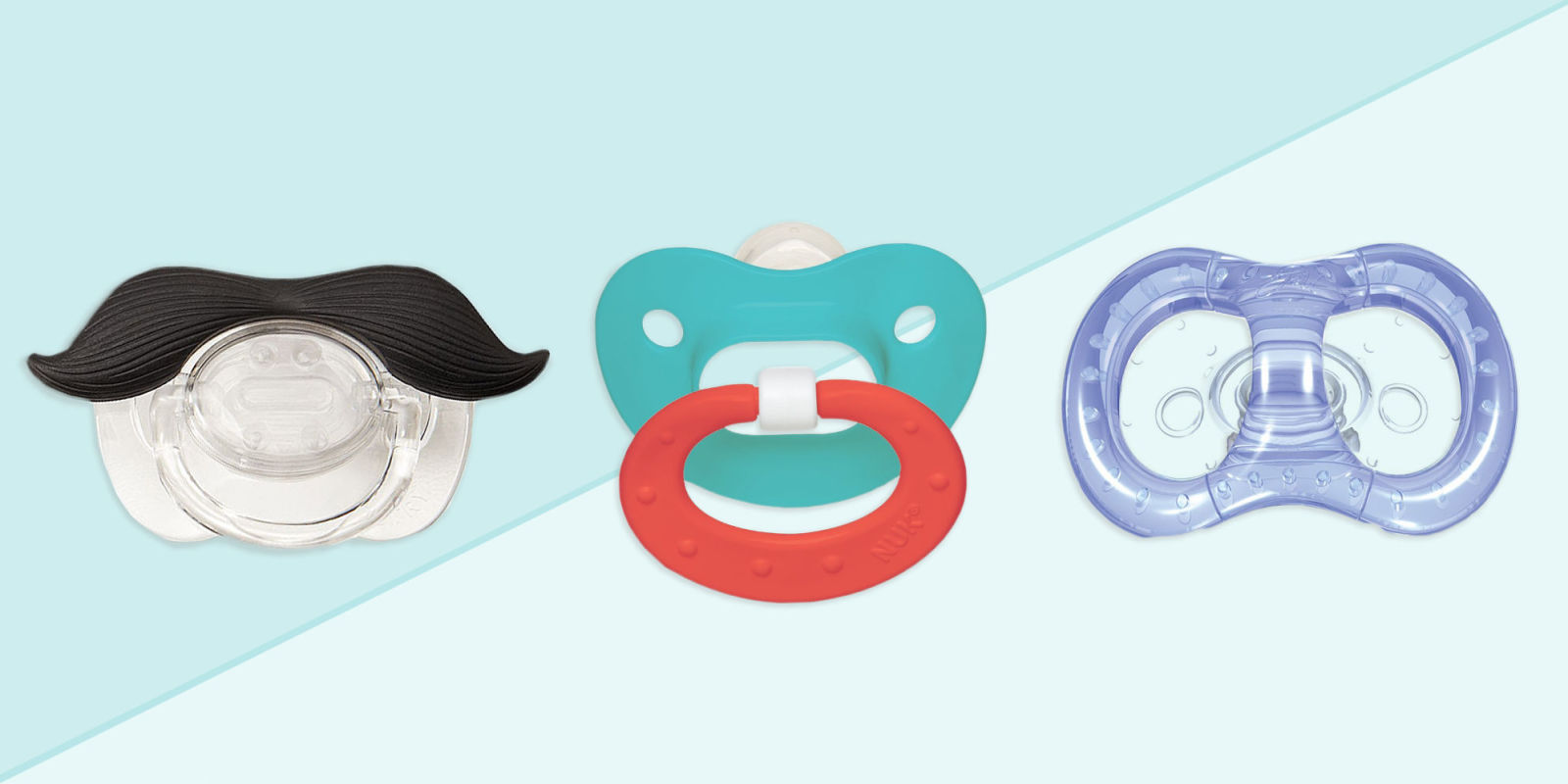 13 Best Baby Pacifiers of 2018 - Cute and Funny Silicone