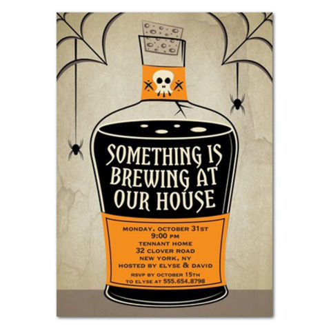 13 Best Halloween Invites for 2017 - Perfect Halloween Party ...
