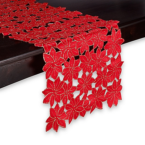 10 best christmas table runners and linens in 2018 for Table runners 52 inches