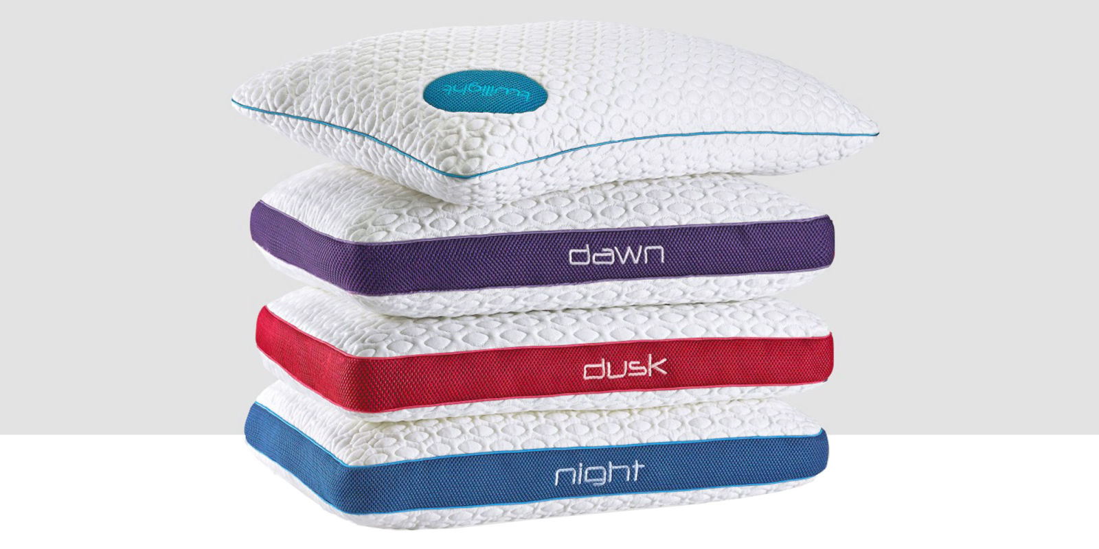 20 best bed pillows in 2017 reviews of top memory foam for Best rated down pillows