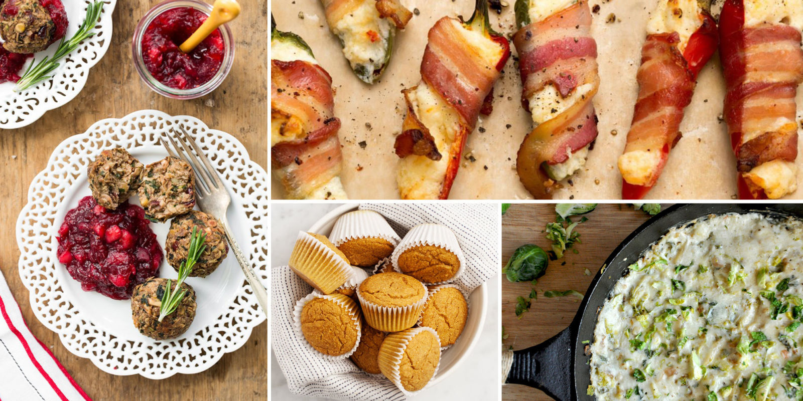 9 Easy Thanksgiving Appetizers And Recipes 2017