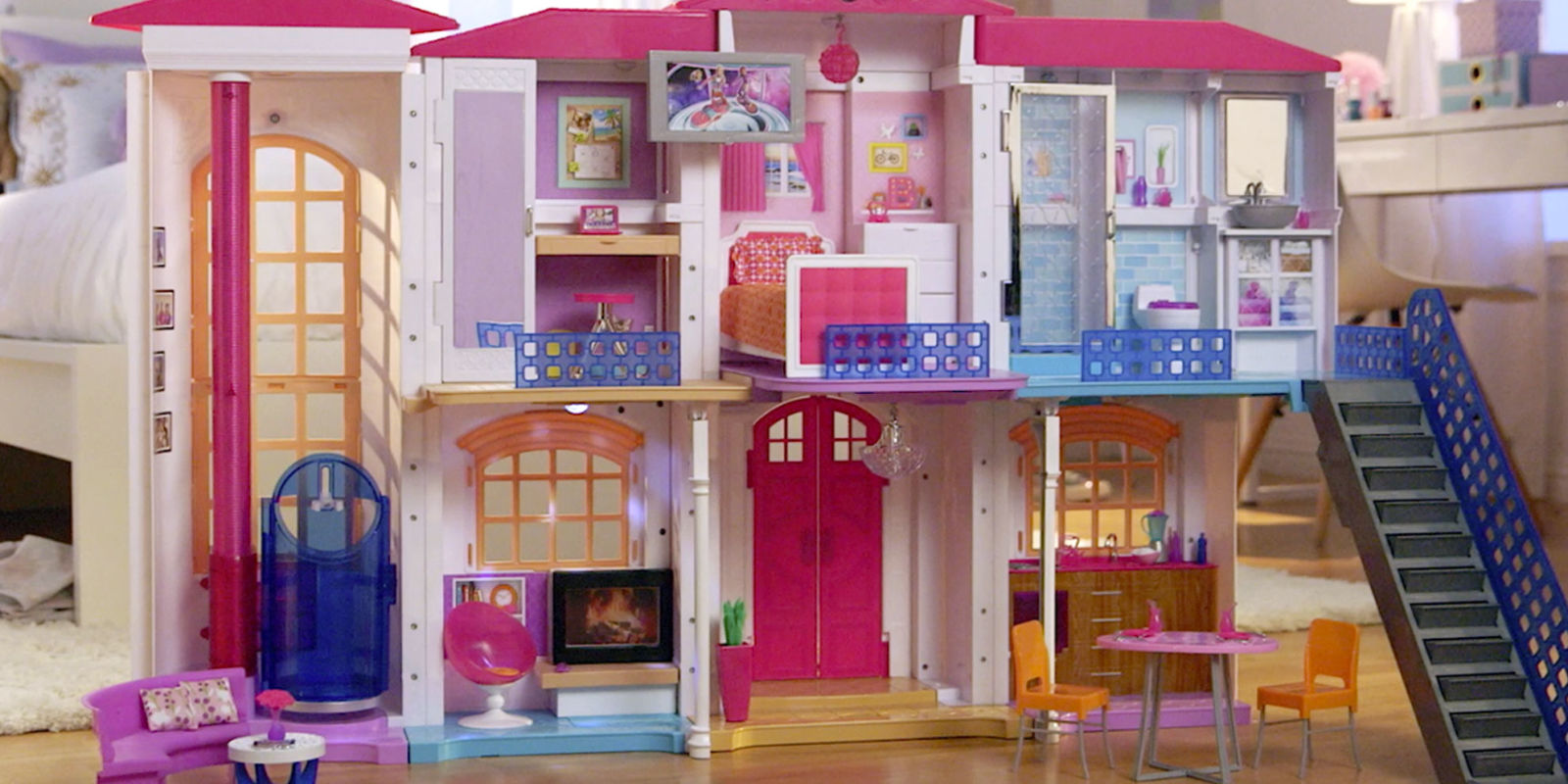 New Barbie Hello Dreamhouse Operates Via Voice Command 2018