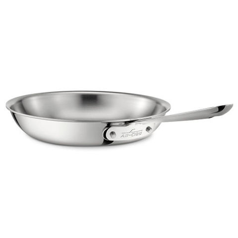 15 Best Skillets And Frying Pans Of 2017 Stainless Steel