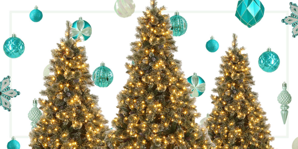 Win an Artificial Christmas Tree and Ornament Set Giveaway from ...
