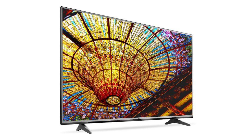 LG UH6150 4K TV