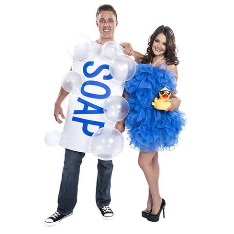 18 Best Couples Costumes for Halloween 2018 - Couples Halloween ...