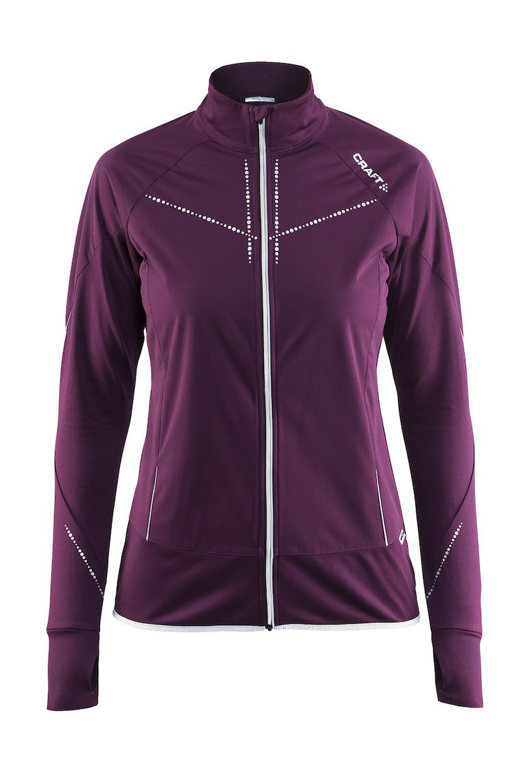 Womens Lightweight Waterproof Running Jacket - JacketIn