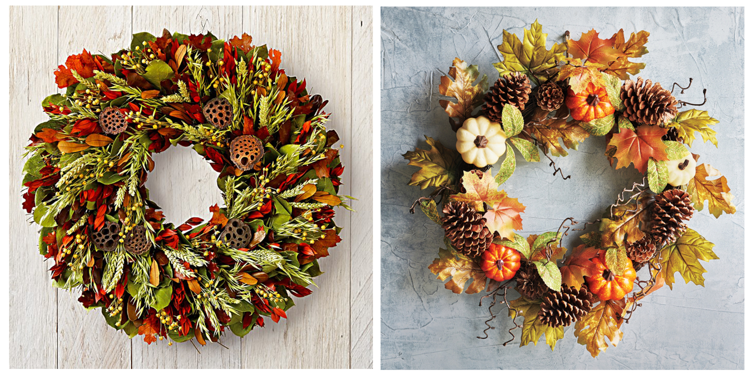 15 best fall wreath ideas for 2017 beautiful front door Fall autumn door wreaths