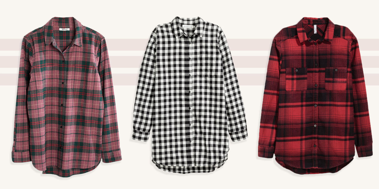 Womens Tartan Plaid Flannel Shirts, Roll up Sleeve Casual Boyfriend Button Down Gingham Checkered Shirt. from $ 6 99 Prime. out of 5 stars Sorrica. Women's Casual Loose Long Sleeve Plaid Flannel Blouse Shirt $ 19 99 Prime. out of 5 stars Benibos. Women's Check Flannel Plaid Shirt.