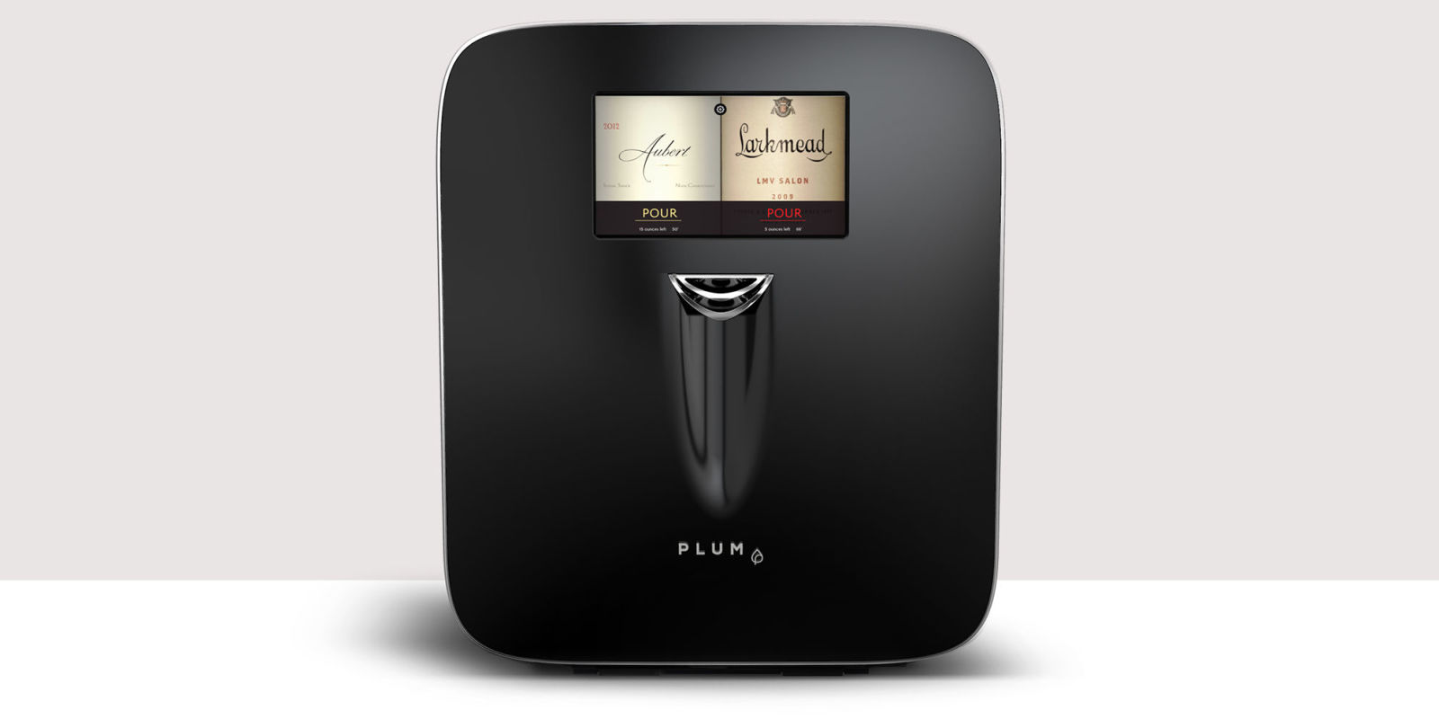 Plum Releases The First Ever Automatic Wine Dispenser 2018