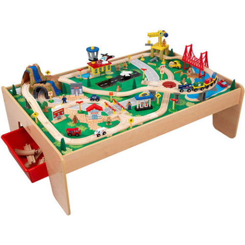 Table Train Toy