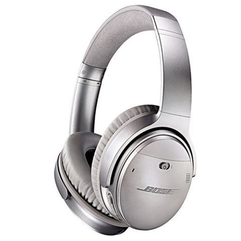 $349 BUY NOW The QC35 wireless noise-canceling headphones by Bose are the best of their kind. They can deliver tunes with great quality or simply tune out all outside noise, allowing users to focus on that term paper. Superb ergonomics and great battery life (up to 20 hours) make the headset a must-have for everyone with the budget to pick one up. (Though they're not cheap, they'll be your go-to for those late nights at the library.) More: Bose QC35 Headphones Review