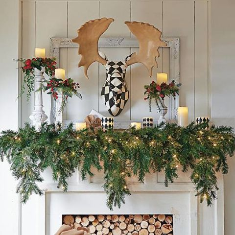 10 Best Christmas Garland Ideas For 2018 Artificial