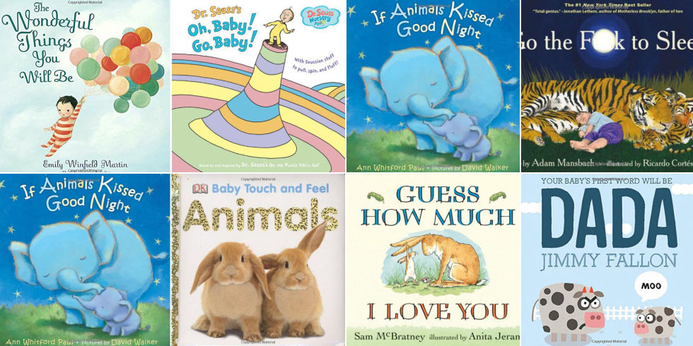 7 Best Baby Books to Read With Your Little One in 2017 - Adorable ...