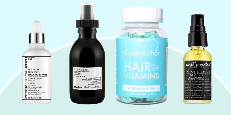 hair growth products supplements vitamins