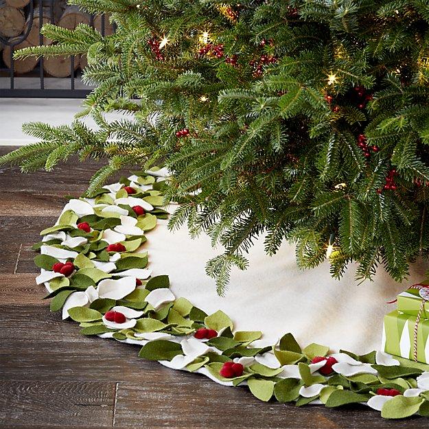 Linen Christmas Tree Skirt: 10 Best Christmas Tree Skirts For 2017
