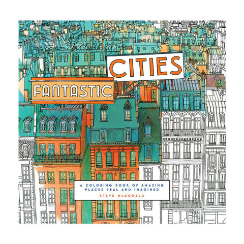 17 Best Adult Coloring Books In 2017