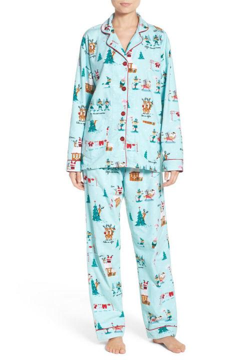 Kids Christmas Flannel Pajamas