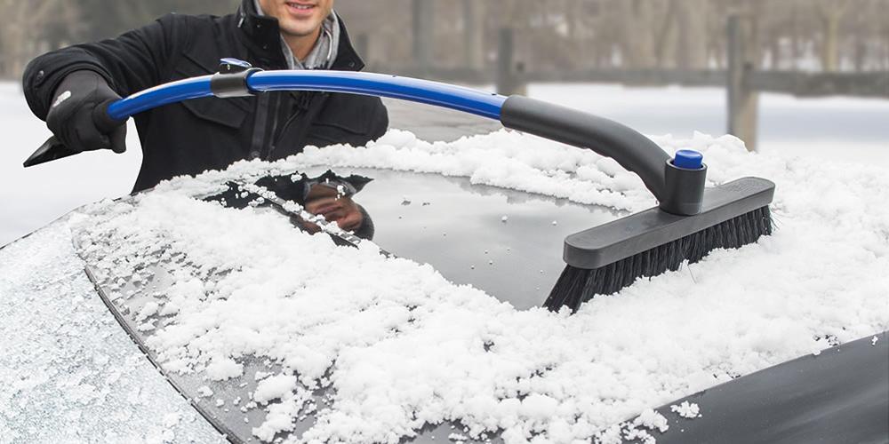 Best Car Ice Scraper Brush