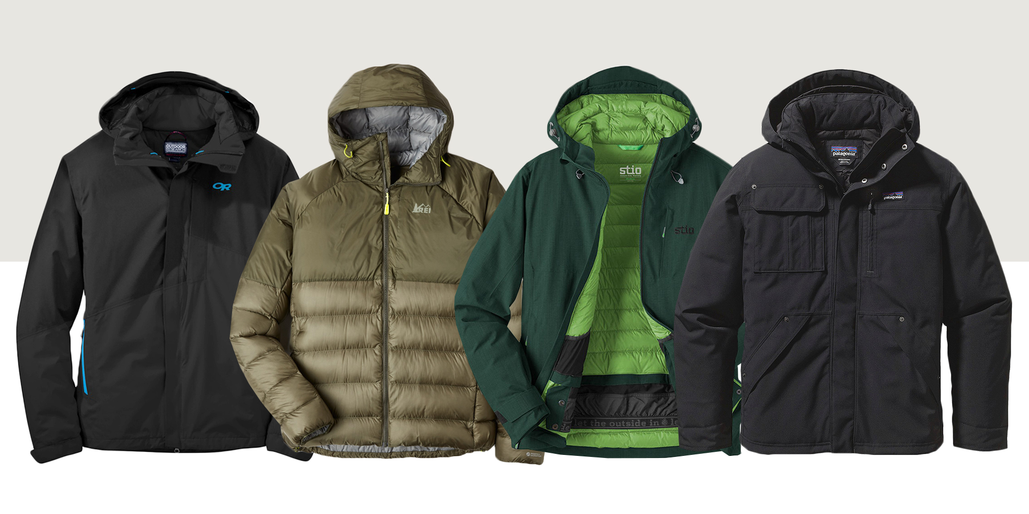 Winter Adventure Ready: Learn More About Winter Gear Take on the winter season with the latest outerwear and cold-weather clothes from DICK'S Sporting Goods. A sleek fleece jacket or plush down coat is the perfect answer to those blustery winter days.