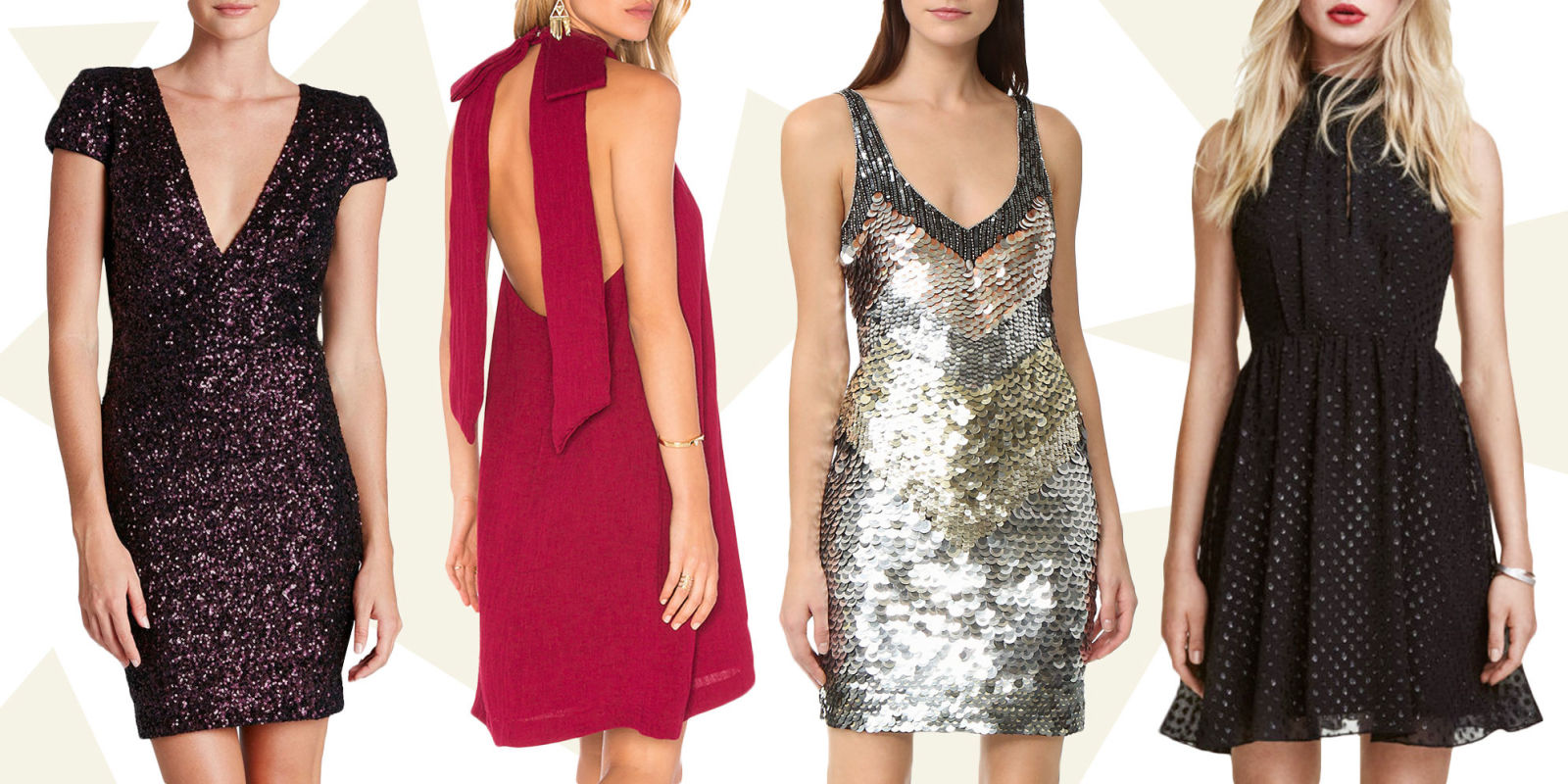 10 Best Holiday Party Dresses For 2017 Chic Christmas