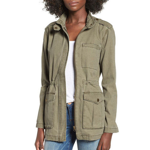 9 Best Utility Jackets for Women in 2018 - Stylish Cargo and ...