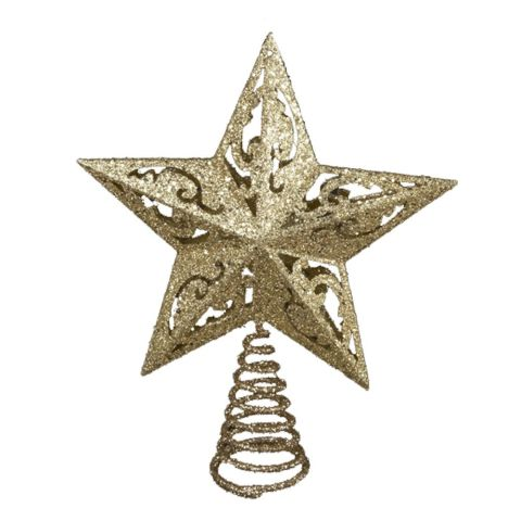 9 Best Christmas Tree Toppers For 2017 Tree Stars Angels And  - Make A Christmas Star Tree Topper