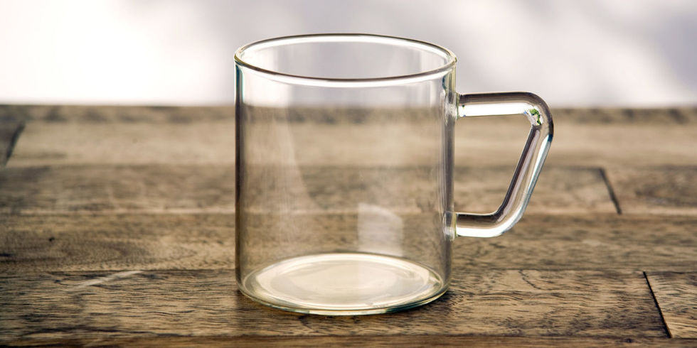 11 Best Glass Mugs for Hot Drinks in 2017 Chic Clear Glass