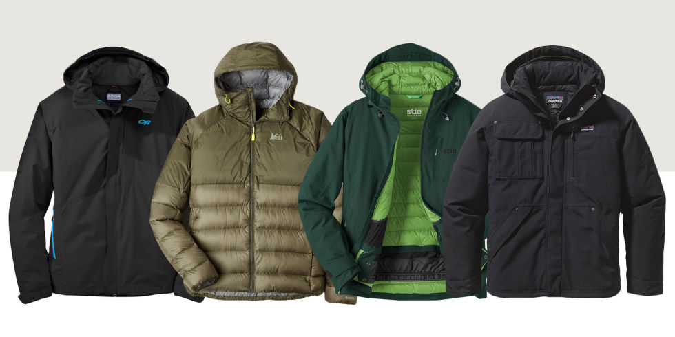 16 Best Men&39s Winter Jackets 2017 - Down Winter Jackets and Coats