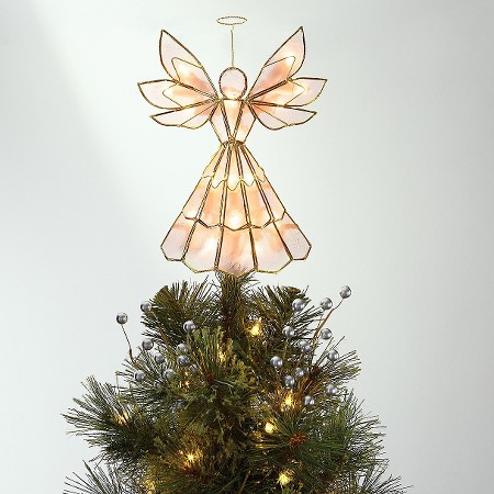 11 best christmas tree toppers for 2017 tree stars angels and decorative toppers. Black Bedroom Furniture Sets. Home Design Ideas